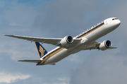 9V-SCD - Singapore Airlines Boeing 787-10 Dreamliner aircraft