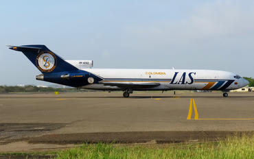 HK-4262 - Lineas Aereas Suramericanas Boeing 727-200F (Adv)
