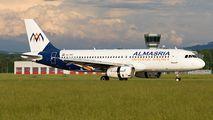 SU-TCE - Al Masria Airbus A320 aircraft