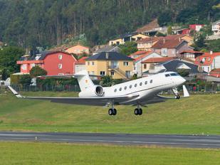 EC-MUS - Gestair Gulfstream Aerospace G650, G650ER