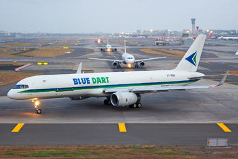 VT-BDB - Blue Dart Aviation Boeing 757-200F