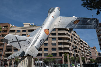 C.5-5 - Spain - Air Force North American F-86F Sabre