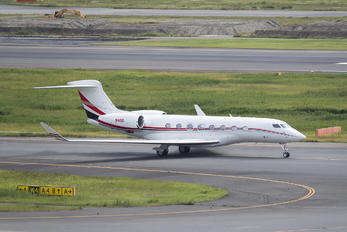 N40D - Private Gulfstream Aerospace G650, G650ER