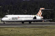EI-EXA - Volotea Airlines Boeing 717 aircraft