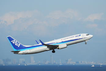 JA64AN - ANA - All Nippon Airways Boeing 737-800