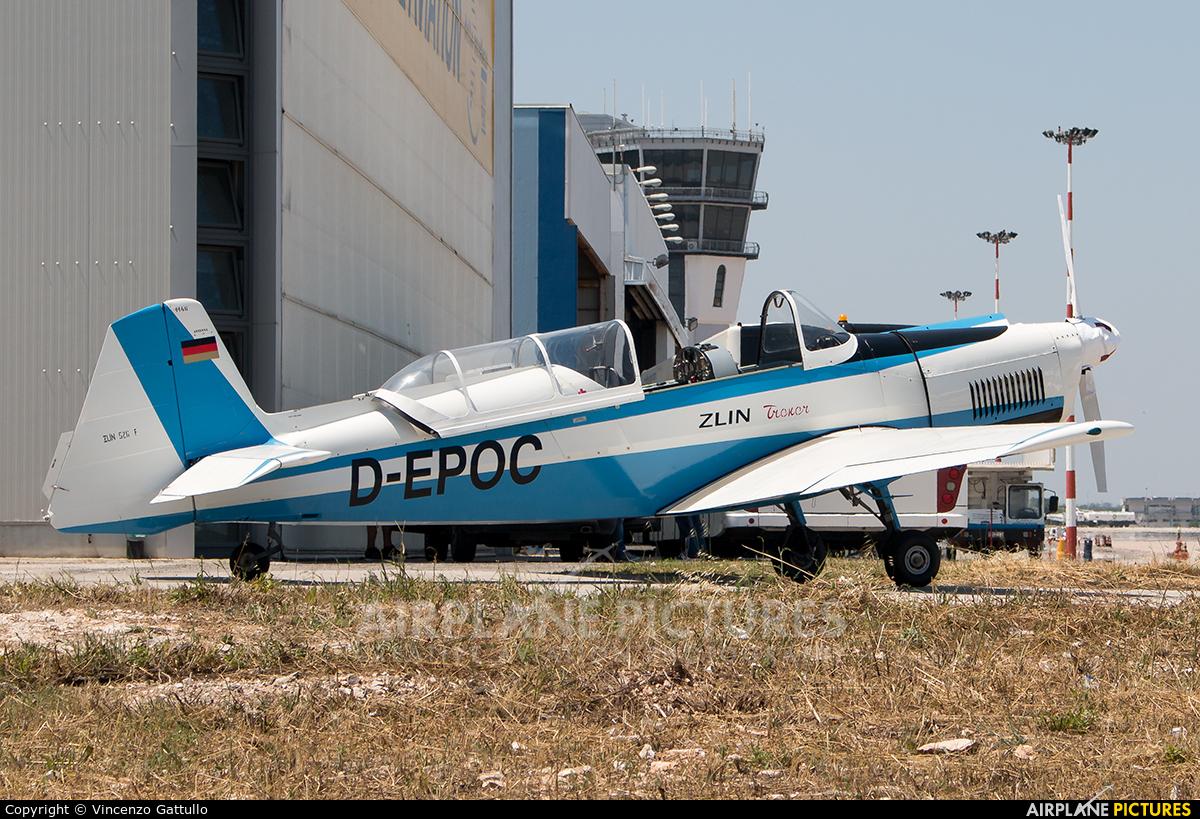 Private D-EPOC aircraft at Bari