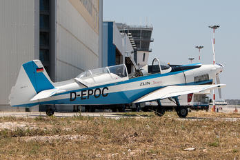D-EPOC - Private Zlín Aircraft Z-526F