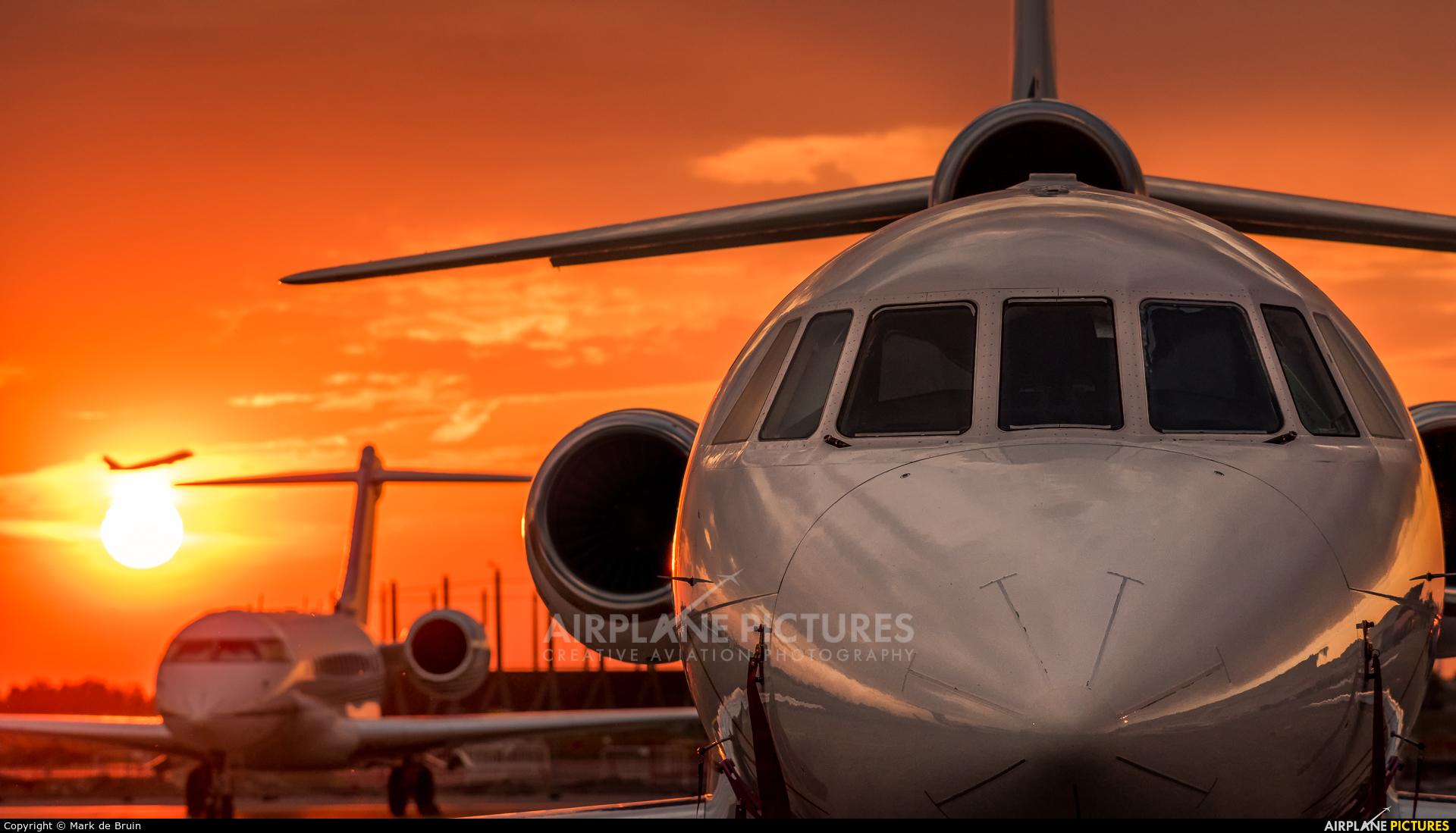 Dassault Falcon Service F-GOFX aircraft at Amsterdam - Schiphol