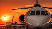 F-GOFX - Dassault Falcon Service Dassault Falcon 900 series aircraft