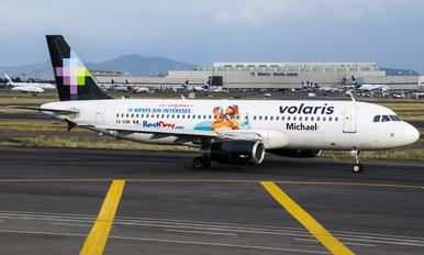 XA-VOM - Volaris Airbus A320