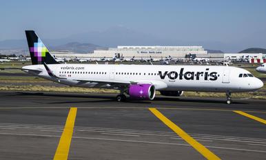 N534VL - Volaris Airbus A321 NEO