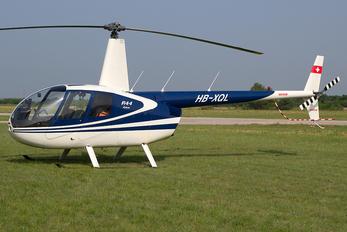HB-XQL - Private Robinson R44 Astro / Raven