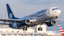 XA-MIA - Aeromexico Boeing 737-800 aircraft