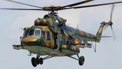 19 - Kazakhstan - Air Force Mil Mi-8MTV-5