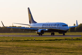 EI-FZJ - Ryanair Boeing 737-800
