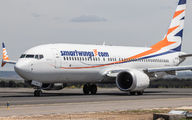 OK-SWA - SmartWings Boeing 737-8 MAX aircraft