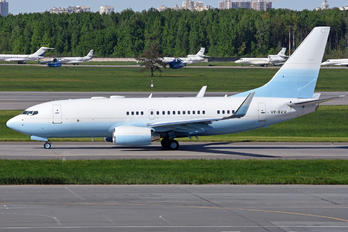 VP-BVV - Private Boeing 737-700 BBJ