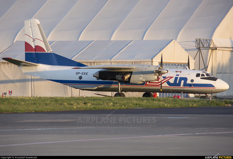 Exin SP-EKE aircraft at Katowice - Pyrzowice