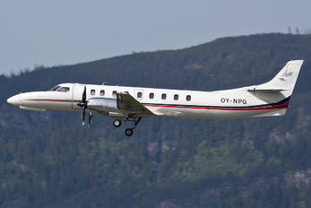OY-NPG - North Flying Swearingen SA227-AC Metro III