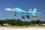 RF-95846 - Russia - Air Force Sukhoi Su-34 aircraft