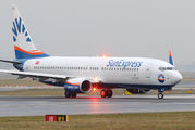 TC-SEJ - SunExpress Boeing 737-800 aircraft