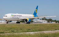 UR-GOA - Ukraine International Airlines Boeing 777-200ER aircraft