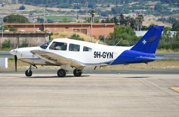9H-GYN - European Pilot Academy  Piper PA-28-161 Cherokee Warrior II