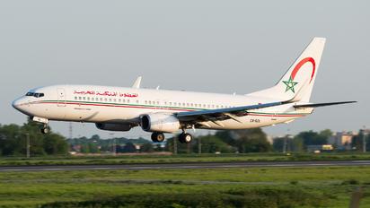 CN-ROL - Royal Air Maroc Boeing 737-800