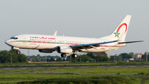 CN-ROL - Royal Air Maroc Boeing 737-800 aircraft