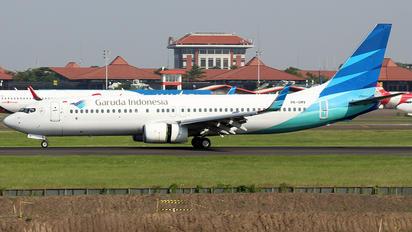 PK-GMV - Garuda Indonesia Boeing 737-800