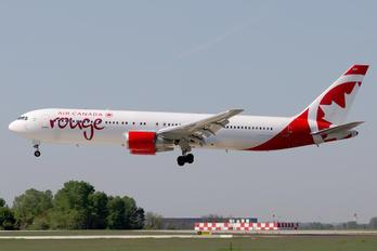 C-FXCA - Air Canada Boeing 767-300