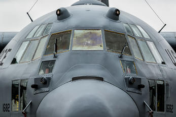74-1682 - USA - Air Force Lockheed C-130H Hercules