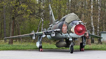 3203 - Poland - Air Force Sukhoi Su-22M-4 aircraft