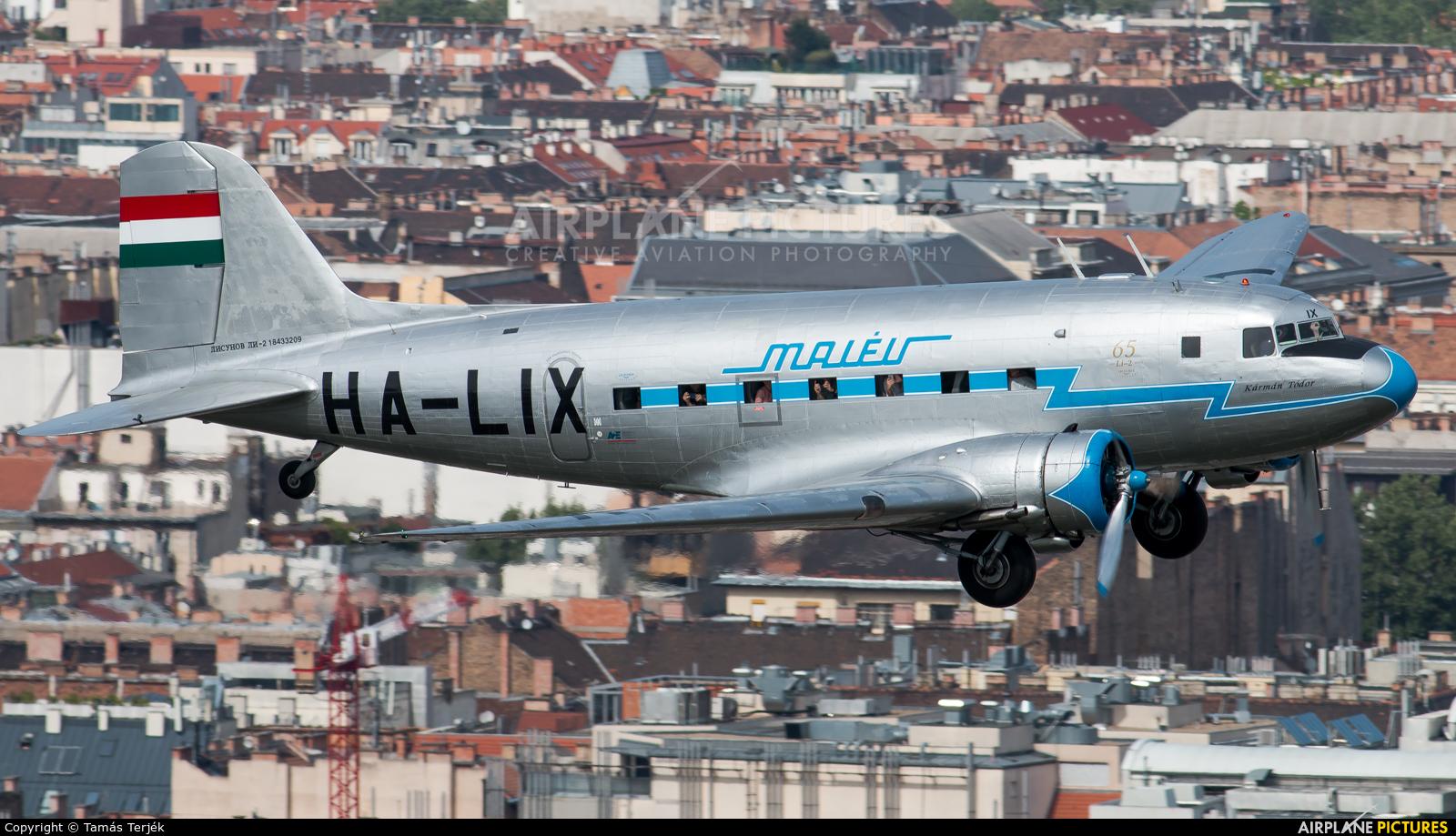 Malev Sunflower Aviation (Gold Ttimer Foundation) HA-LIX aircraft at In Flight - Hungary