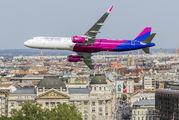 HA-LTA - Wizz Air Airbus A321 aircraft