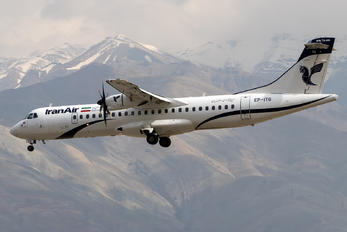 EP-ITG - Iran Air ATR 72 (all models)