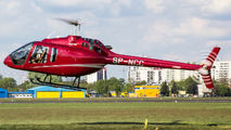 SP-NCC - Private Bell 505 Jet Ranger X aircraft