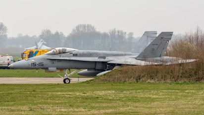 C.15-28 - Spain - Air Force McDonnell Douglas EF-18A Hornet
