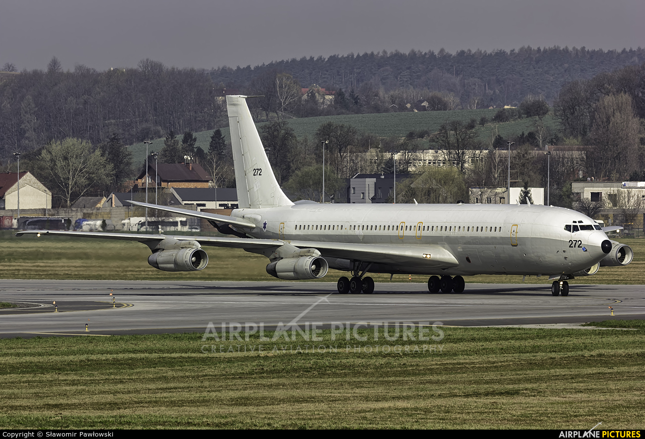 Israel - Defence Force 272 aircraft at Kraków - John Paul II Intl