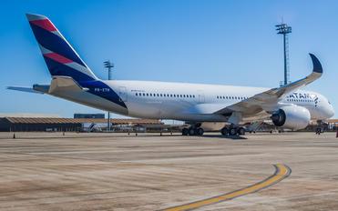 PR-XTH - LATAM Brasil Airbus A350-900