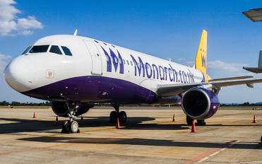 OE-IFA - Monarch Airlines Airbus A320
