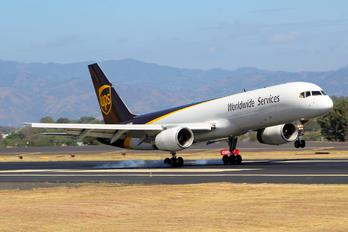 N465UP - UPS - United Parcel Service Boeing 757-200F