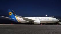 UR-PSM - Ukraine International Airlines Boeing 737-800 aircraft
