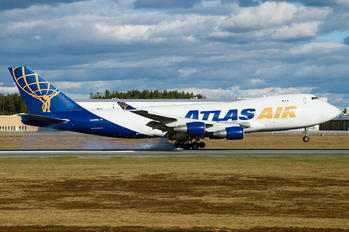 N446MC - Atlas Air Boeing 747-400ER