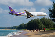 HS-TJB - Thai Airways Boeing 777-200 aircraft