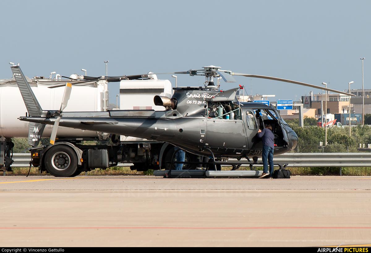 Savoie Helicopteres F-HYOT aircraft at Bari