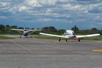 PT-NFQ - Private Embraer EMB-711B Corisco