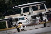 34-3453 - Japan - Air Self Defence Force Grumman E-2C Hawkeye aircraft