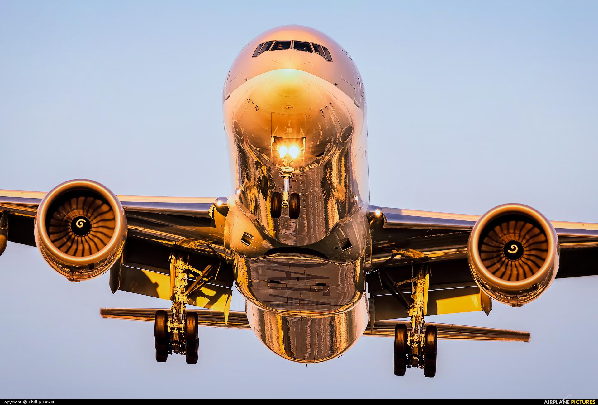 Qatar Airways A7-BEO aircraft at Frankfurt
