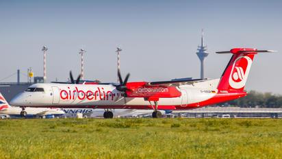 D-ABQR - Air Berlin de Havilland Canada DHC-8-400Q / Bombardier Q400